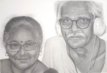 done by professional sketch artist