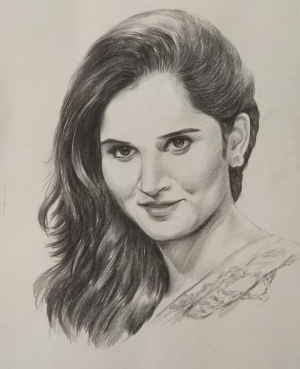 made by sketch sketch artist
